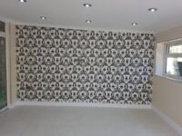 Professional Painter & decorator. Mould & damp treatment, wallpaper & stripping. Painting decorating