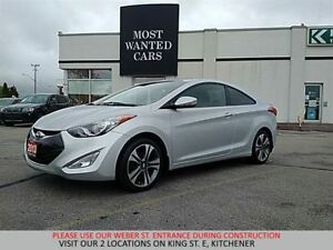 2013 Hyundai Elantra GLS | *COUPE*  NAVIGATION | LEATHER