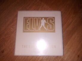"""elvis - the ep collection in special wallet 11 x 7"""" ep's"""