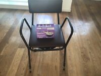 Commode. Bought for daughter with broken leg. As new