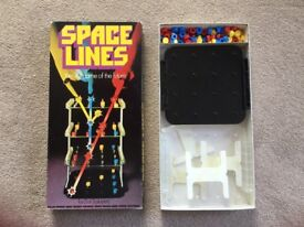 Spacelines 3D game by Invicta