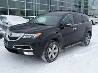 2013 Acura MDX Technology Package , Certifie Acura