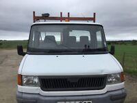 LDV Convoy Tipper