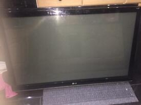 "Lg 50"" hdmi freeview Tv"