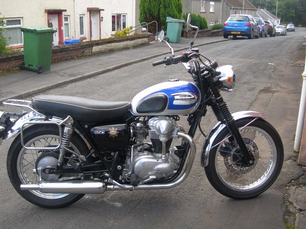 Kawasaki W650 For Sale Idea Di Immagine Del Motociclo