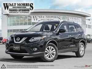 2016 Nissan Rogue SV: HEATED SEATS, REAR-VIEW CAMERA & SUNROOF