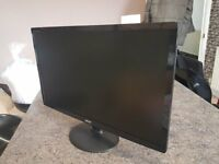 "acer s240hlbid 24"" widescreen led lcd full hd monitor"