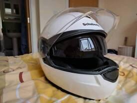 Schuberth c3 helmet flip up