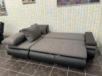 Beautiful corner sofa bed