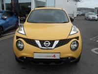 Nissan Juke ACENTA PREMIUM DIG-T (yellow) 2015-09-21