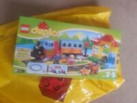 LEGO Duplo Train tracks NEW