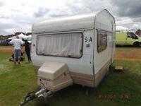 2 Berth Tourer Caravan in very good clean condition