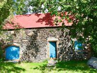 Building/ workshop to rent overlooking Kinghorn Loch