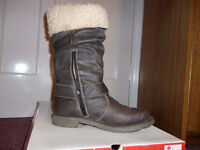 Ladies Boots by Reiker