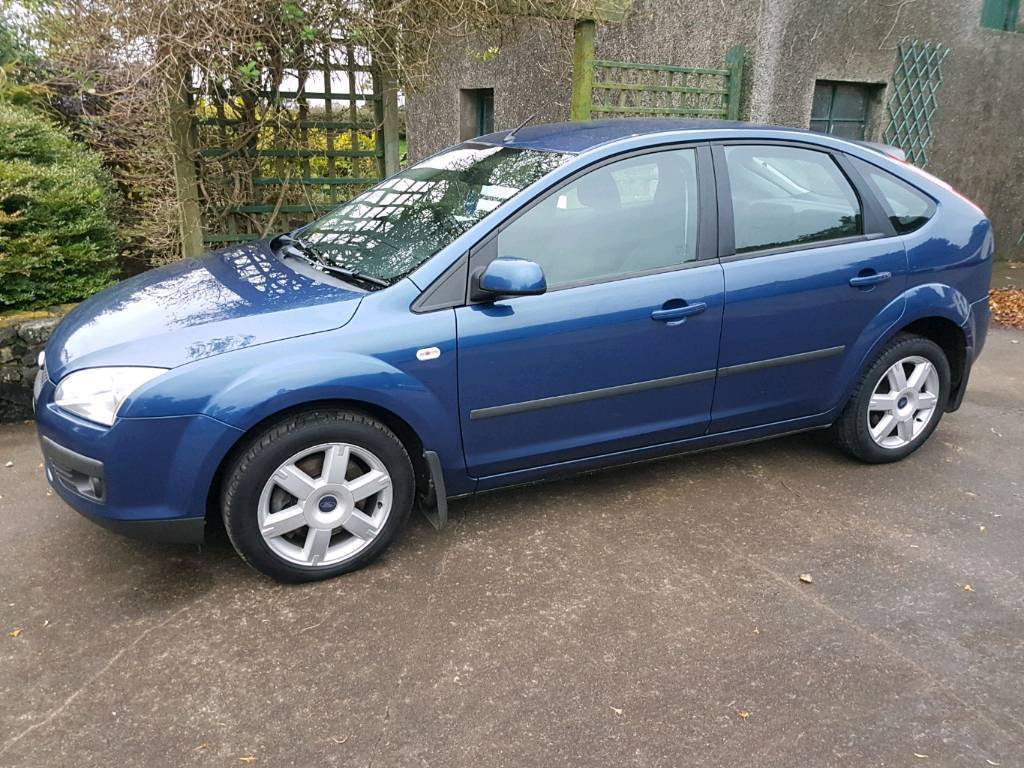 2007 Ford focus 1.8 tdci sport PARTS
