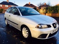 Seat Ibiza 1.2 Reference - 3 door hatch low insurance group