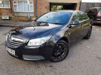 Vauxhall insignia 2012 (62) elite cdti automatic satnav pco uber ready 79k miles park sensor 2 owner