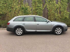 AUDI A6 ALLROAD + 2.7 TDI + 2007 NEW SHAPE + 4WD QUATTRO