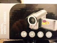 Brand new Digital video camera for sale