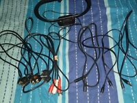 Audio AUX leads set