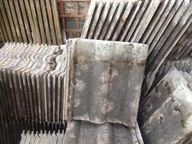 Redland Caledonian roof tiles
