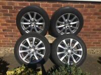 Mazda 6 4x wheels