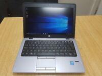 HP EliteBook 820 Ultrbabook laptop Intel Core i5 4TH gen processor 128GB SSD 8gb ram