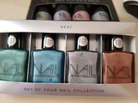 Next nail polish 2 sets new