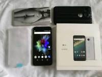 LG Nexus 5X 16GB white google