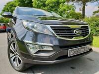 May 2013 Kia Sportage 2.0 CRDI 4x4 KX-3 Stunning Example! Top Spec! Xenons, Heated Leather, Pan Roof