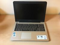 Asus Intel Core i5 laptop, 15', 18 months second hand.