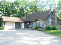 11+ ACRES, HOUSE, BARN, RIVER, LOCATION..HAS IT ALL!