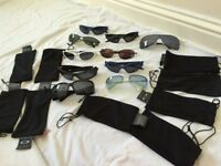 A joblot selection of men's and women's sunglasses++ £20 ONO