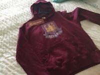 West Ham hoodie