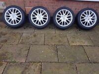 Vw classix alloy wheels