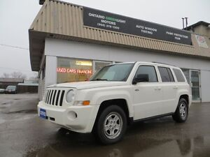 2010 Jeep Patriot 4x4, loaded, excellent condition, one owner, c