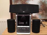 Panasonic Cd player, radio, tape & recorder