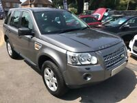 2007/57 Land Rover Freelander 2 2.2 TD4 GS 5dr LOW MILEAGE,DIESEL,4X4 SUV