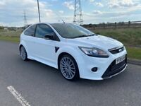 2009 FORD FOCUS RS MK2 LUX 1 STANDARD EXAMPLE LOW MILEAGE PX
