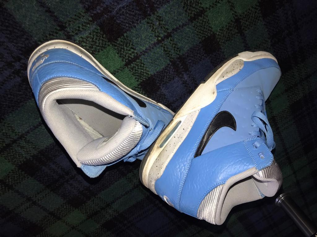 L@@K NIKE AIR FLIGHT BABY BLUE