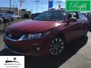 2013 Honda Accord Cpe EX-L/Navigation-Local trade