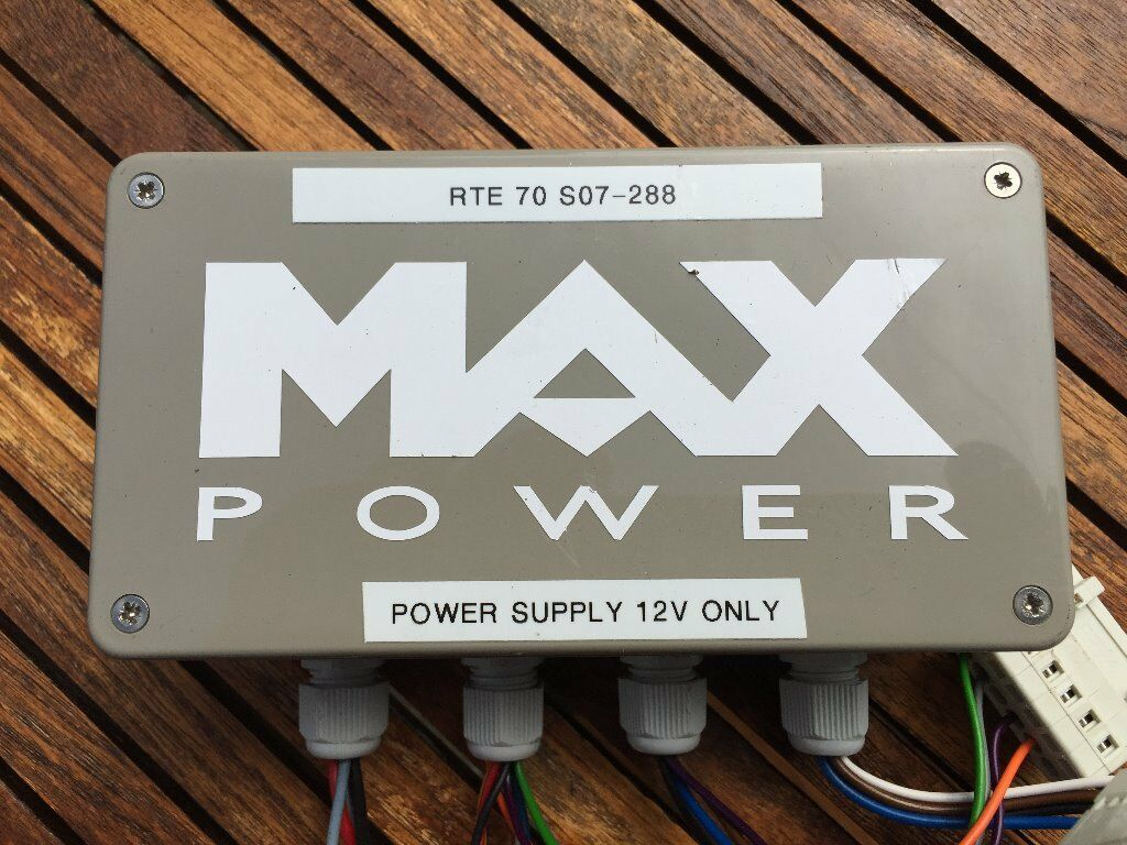 Max Power Relay And Control Box For A 12v Compact Retract Bow