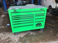 Mac tool work box