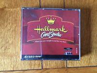 Set of 3 CD roms for card making.