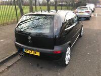 Vauxhall Corsa SXi 3 door hatchback