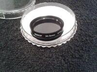 Circular Polarising Filter Jessop 30.5mm