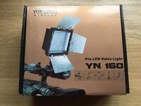 Camera LED light, Pro LED video light YN160