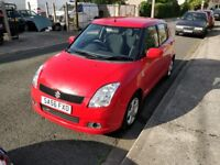 Suzuki swift 1.5L : the only one with Aux. port ! ( 2100 O.N.O)