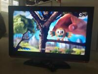 "AOC 32"" HD Ready LCD TV, Freeview HDMI"