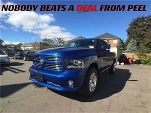 2017 Ram 1500 Brand New 2017 Ram 4 Door Sport Only $34,995